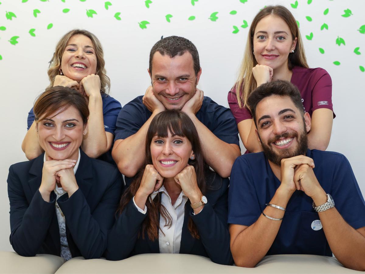 Staff Studio Dentistico Fadda